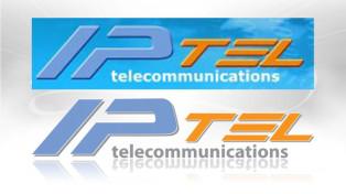 Векторизиране на лого IPTel  от растерно изображение